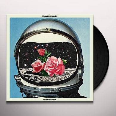 TRAVELIN JACK NEW WORLD Vinyl Record
