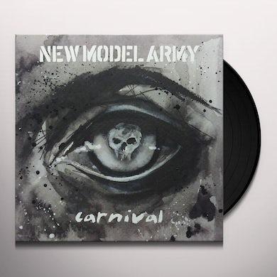 New Model Army CARNIVAL (REDUX) Vinyl Record