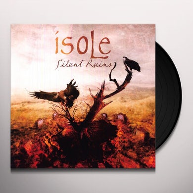 Isole SILENT RUINS Vinyl Record