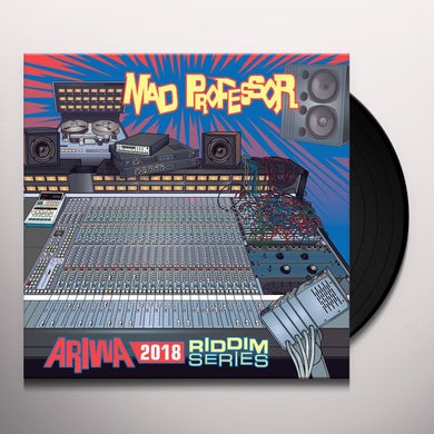Mad Professor ARIWA 2018 RTHYM SERIES Vinyl Record