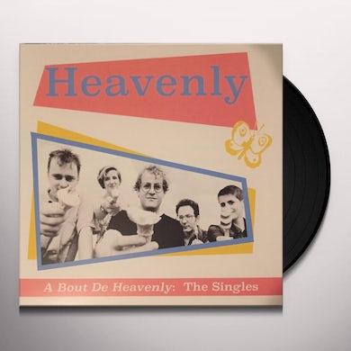 BOUT DE HEAVENLY: THE SINGLES Vinyl Record