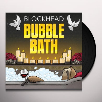Blockhead BUBBLE BATH Vinyl Record