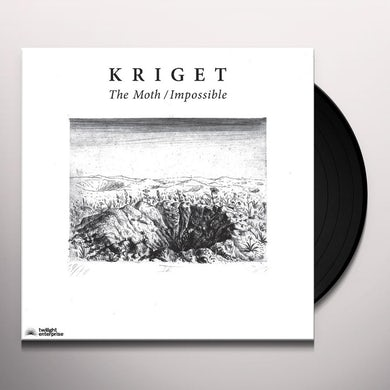 Kriget MOTH / IMPOSSIBLE Vinyl Record