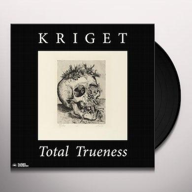 Kriget TOTAL TRUENESS Vinyl Record