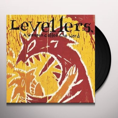 The Levellers WEAPON CALLED THE WORD Vinyl Record