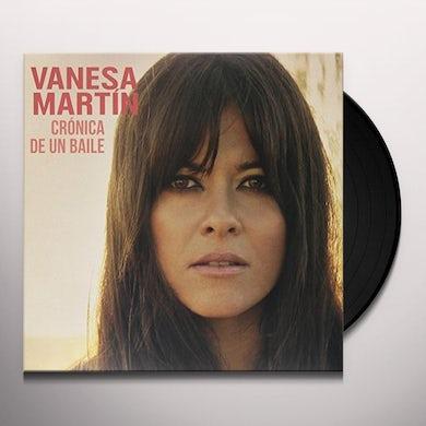 Vanesa Martin CRONICA DE UN BAILE Vinyl Record