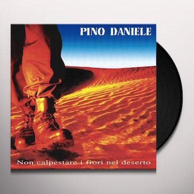 Pino Daniele NON CALPESTARE I FIORI NEL DESERTO Vinyl Record