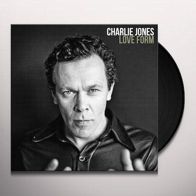 Charlie Jones LOVE FORM Vinyl Record