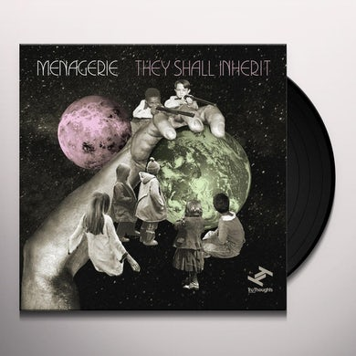 Menagerie THEY SHALL INHERIT Vinyl Record