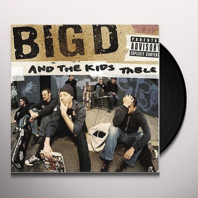 BIG D & KID'S TABLE