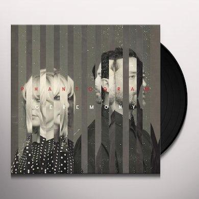 Phantogram CEREMONY Vinyl Record