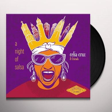 A Night of Salsa (2 LP) Vinyl Record