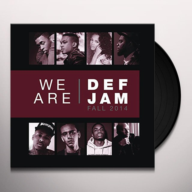 WE ARE DEF JAM: FALL 2014 / VARIOUS