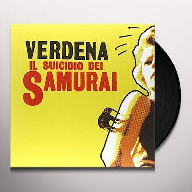 Verdena IL SUICIDIO DEL SAMURAI Vinyl Record