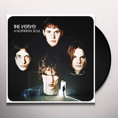 The Verve Northern Soul Vinyl Record