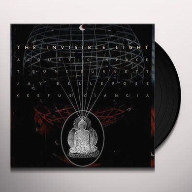 T-Bone Burnett Invisible Light: Acoustic Space Vinyl Record