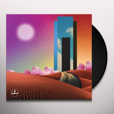 COMET IS COMING TRUST IN THE LIFEFORCE OF THE DEEP MYSTERY Vinyl Record