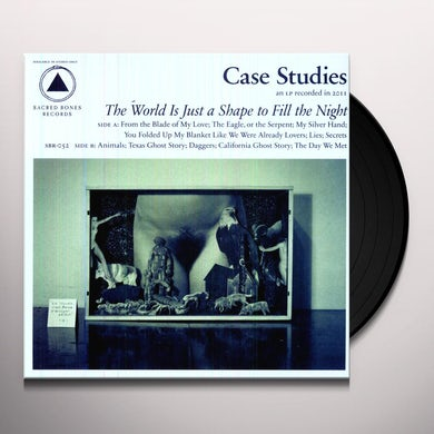 WORLD IS JUST A SHAPE TO FILL THE NIGHT Vinyl Record