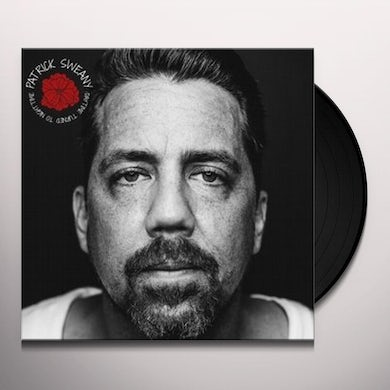 Patrick Sweany DAYTIME TURNED TO NIGHTTIME Vinyl Record