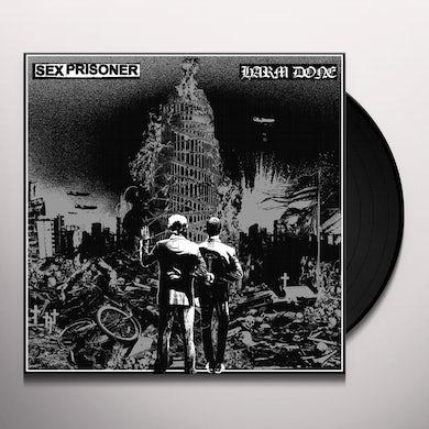 Sex Prisoner SPLIT Vinyl Record