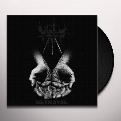 Ugly BETRAYAL Vinyl Record