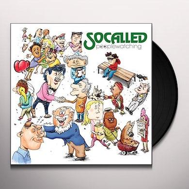 PEOPLE WATCHING Vinyl Record
