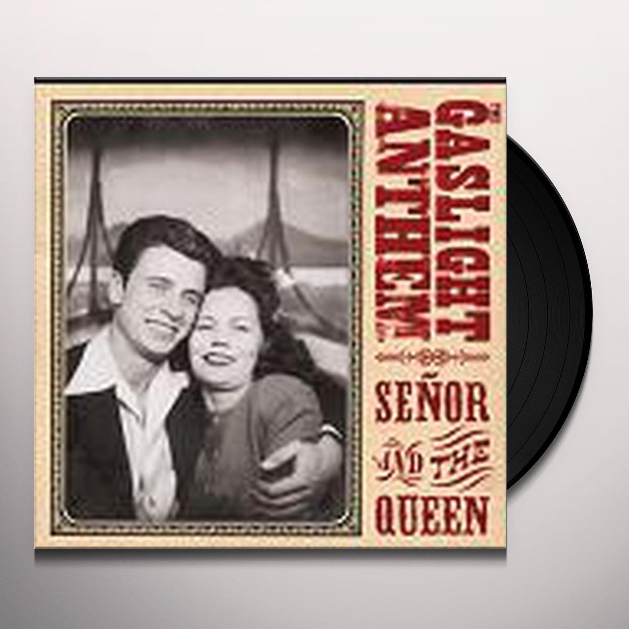 The Gaslight Anthem SENOR & THE QUEEN Vinyl Record