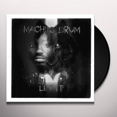 Machinedrum LET IT Vinyl Record