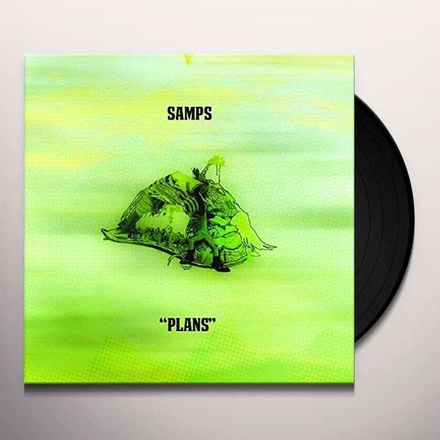 Samps PLANS Vinyl Record