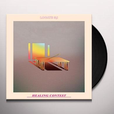 HEALING CONTEST Vinyl Record