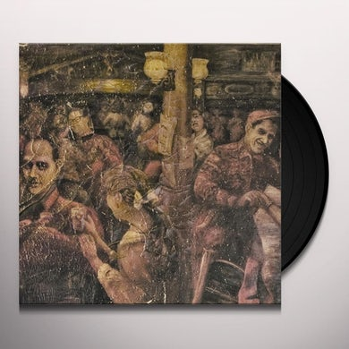 M's REAL CLOSE ONES Vinyl Record