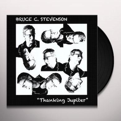 Bruce C. Stevenson THANKING JUPITER Vinyl Record
