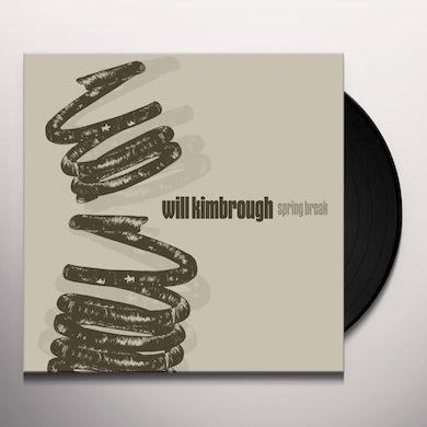 Spring Break Vinyl Record