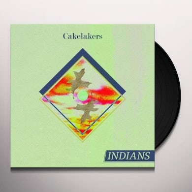 Indians CARELAKERS Vinyl Record