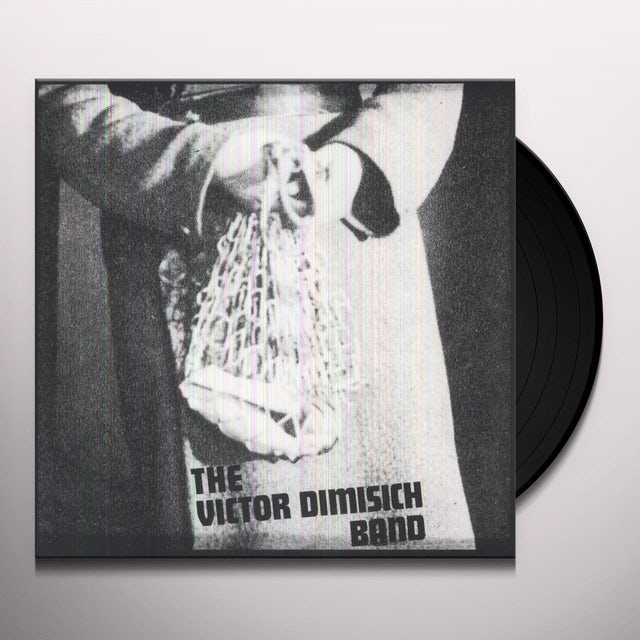 Victor Dimisich Band Vinyl Record