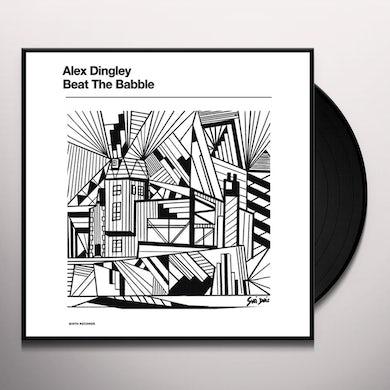 Alex Dingley BEAT THE BABBLE Vinyl Record