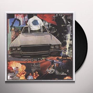 Odd Nosdam BURNER Vinyl Record