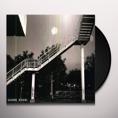 Suuns BAMBI / RED SONG Vinyl Record