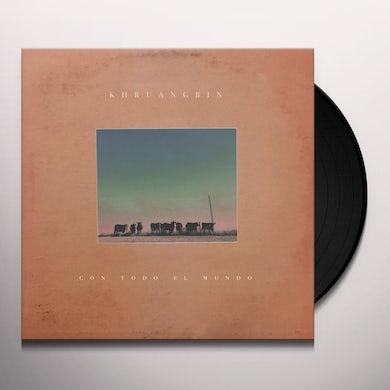 Khruangbin CON TODO EL MUNDO Vinyl Record