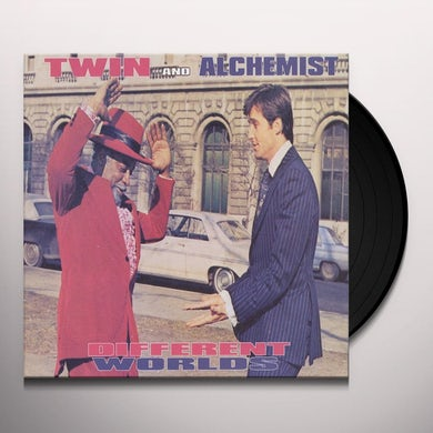 The Alchemist DIFFERENT Vinyl Record
