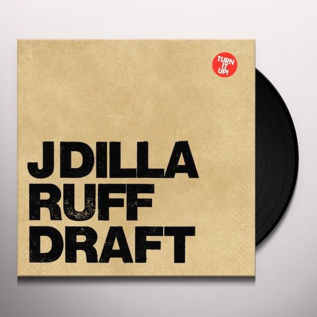 J Dilla RUFF DRAFT Vinyl Record