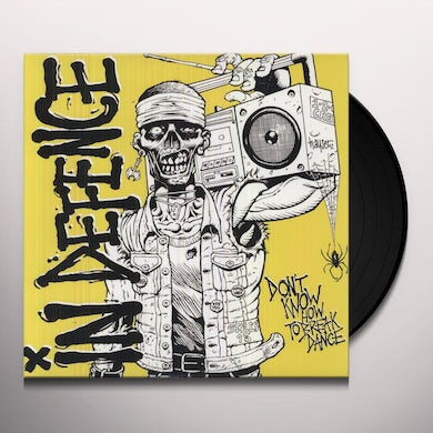 In Defence DON'T KNOW HOW TO BREAKDANCE Vinyl Record