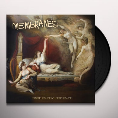 The Membranes INNER SPACE / OUTER SPACE Vinyl Record