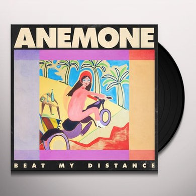 Anemone BEAT MY DISTANCE Vinyl Record