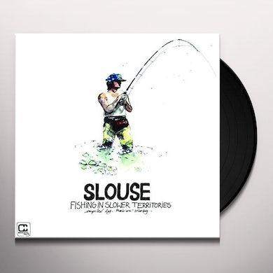 Rainer Trueby SLOUSE-FISHING IN SLOWER TERRITORIES Vinyl Record