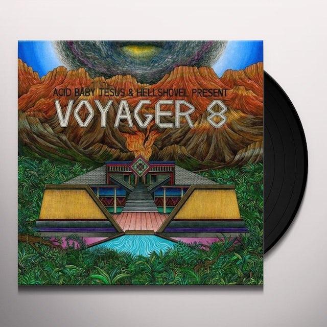 Voyager 8 ACID BABY JESUS / HELLSHOVE Vinyl Record