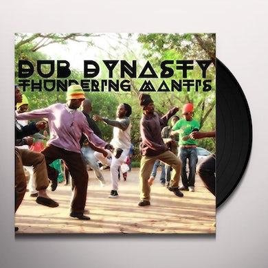 Dub Dynasty THUNDERING MANTIS Vinyl Record