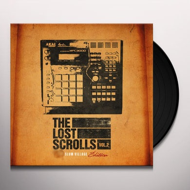 LOST SCROLLS 2: SLUM VILLAGE EDITION Vinyl Record