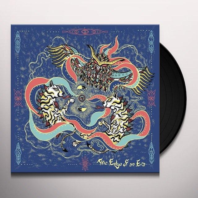 Blaak Heat Shujaa EDGE OF AN ERA Vinyl Record
