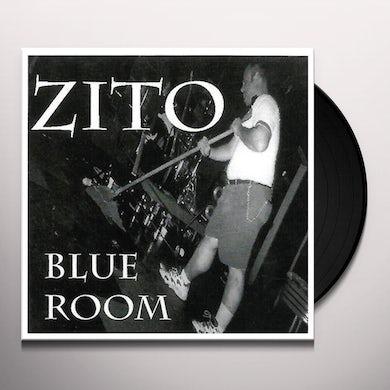 Mike Zito BLUE ROOM Vinyl Record